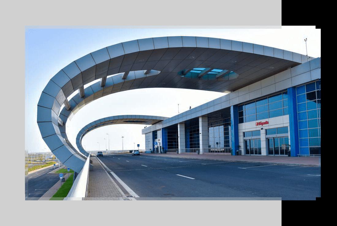 senegal airport