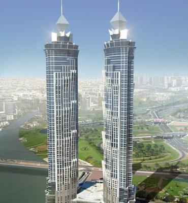 JW-Marriott Marquis Hotel Dubai